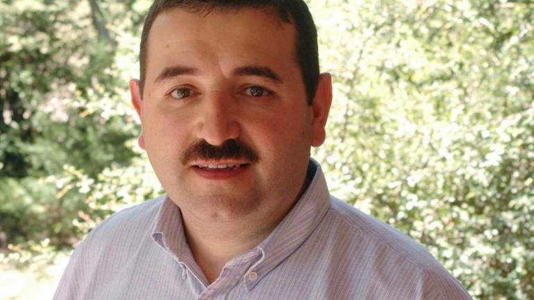 Oscar Musumeci, intendente.