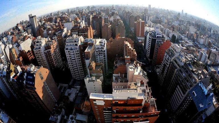 Barrio Nueva Córdoba. (La Voz).
