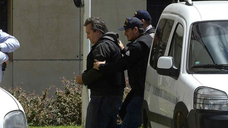 Nuñez Carmona. El socio y amigo de Boudou también fue detenido. (DyN)