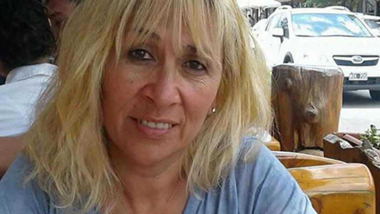 OLGA. Tenía 46 años y vivía en Villa María.