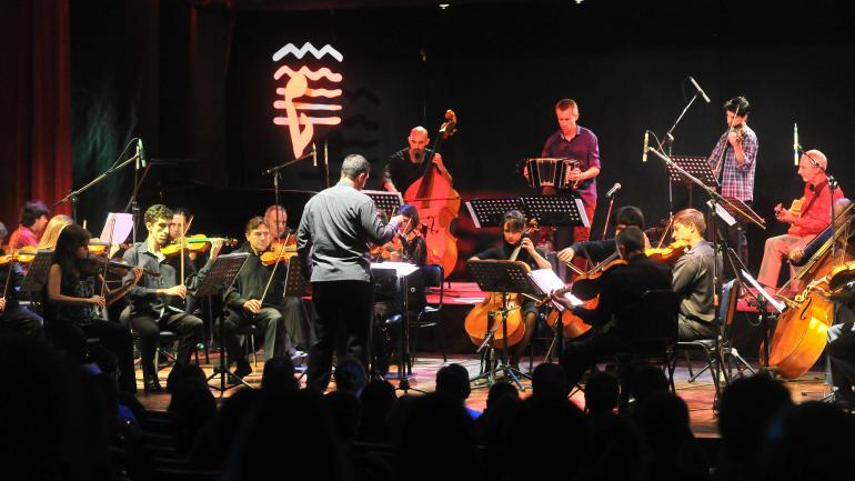 ARTE. La Orquesta de Cuerdas se creó el 2 de julio de 1956 (La Voz/Archivo)