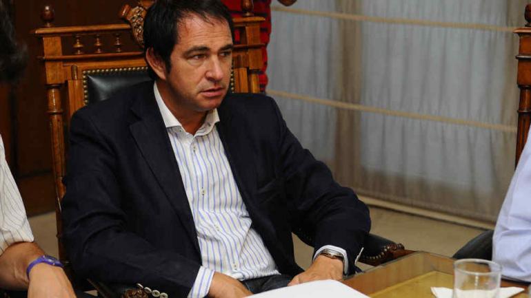 OSTANELLI. En una foto de diciembre de 2011 (Sergio Ortega/Archivo).