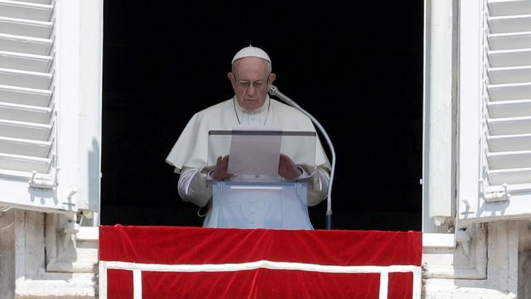 """PAPA. Escribió una carta dirigida a los católicos expresando su """"vergüenza"""" por los abusos en la Iglesia (AP / Archivo)."""