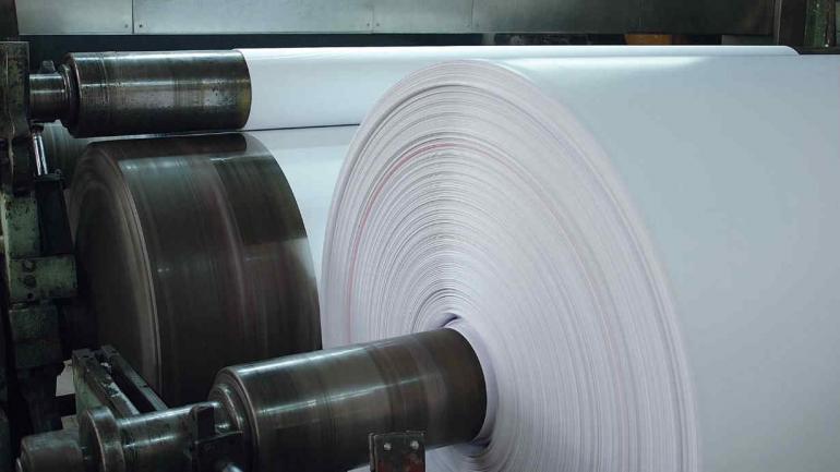 PIEDRA. El papel de piedra es una alternativa más sustentable a la producción de papel con madera.