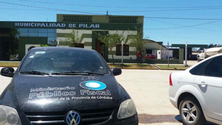 El intendente de Pilar fue detenido este miércoles.