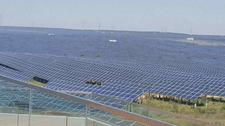 Paneles. En Arroyo Cabral, Epec generará 40 MW de energía solar.