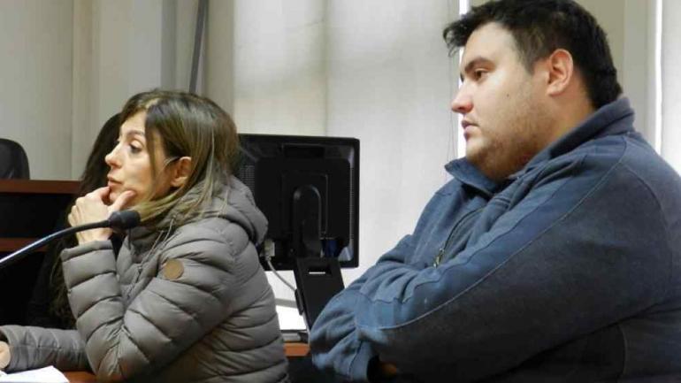 """EL CASO. Arévalo está procesado con prisión preventiva por el """"homicidio agravado por el uso de arma de fuego"""". (Adnsur)"""