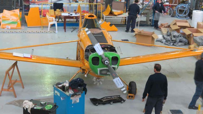 FAdeA exporta aviones comerciales por primera vez