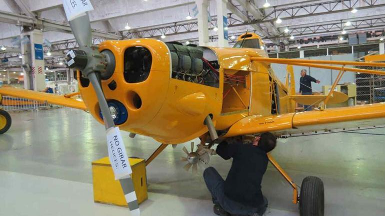 Fábrica Argentina de Aviones retoma exportaciones tras 25 años