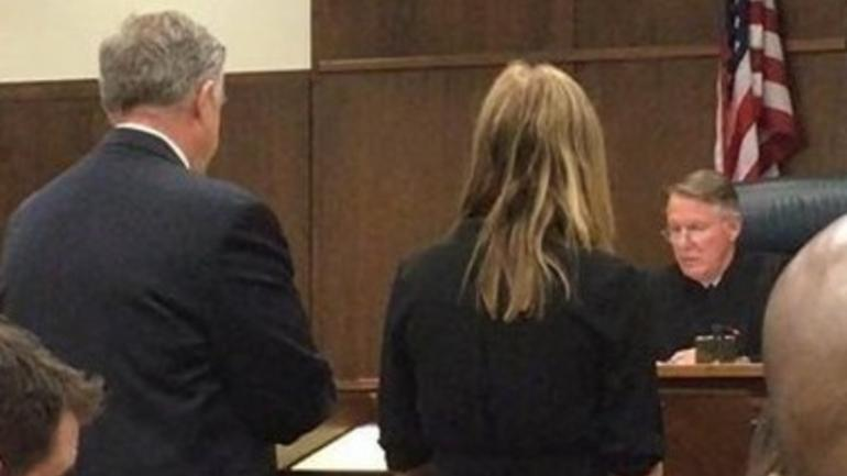 En el juicio, la mujer reconoció los hechos (Daily Mail).