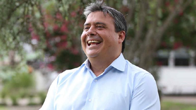 ROGELIO PIZZI. El candidato oficialista. (Foto de su perfil de Facebook)