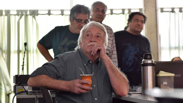 RUBÉN DANIELE (La Voz/ Raimundo Viñuelas).