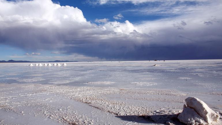 Salar de Uyuni en Bolivia. (AP / Archivo)