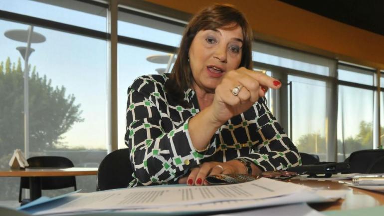 LAURA SESMA. (La Voz / Archivo).