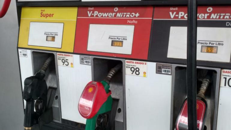 Shell, la firma que más aumentó (José Hernández).