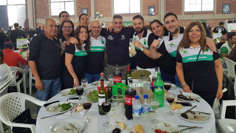 SURRBAC. La fiesta del Día del Trabajador fue en Forja (@Surrbac).