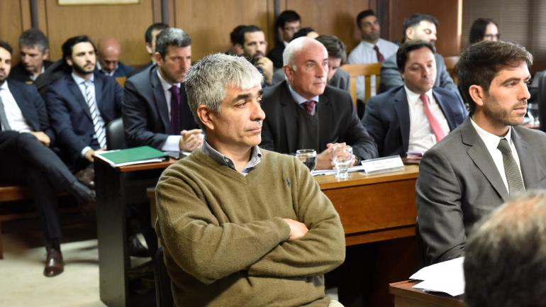 Titular. El entonces presidente de CBI, Eduardo Rodrigo, aguarda el juicio con prisión preventiva prorrogada hasta diciembre. (La Voz/ Archivo)