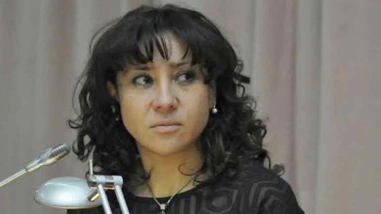 La diputada Torres Otarola dejó el bloque del FPV y conformó su propio bloque (Foto: El Patagónico).