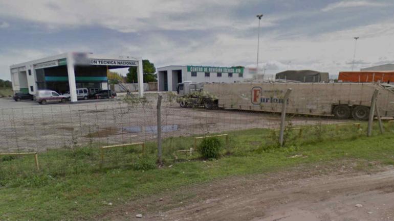 Vecor, otra de las inspecciones nacionales de vehículos (Street View).