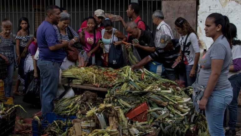 La inflación anualizada en Venezuela trepó a 46.305% en junio último - Mundo