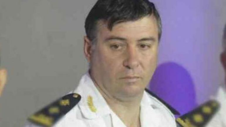 El excomisario general Claudio Vignetta.