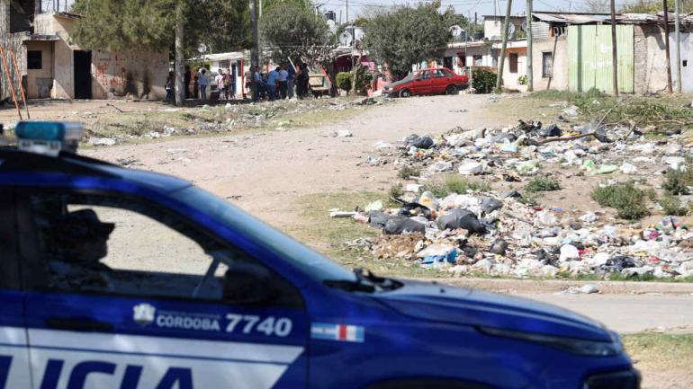 Villa Inés. El barrio donde ocurrió la tragedia (Imagen ilustrativa/LaVoz).
