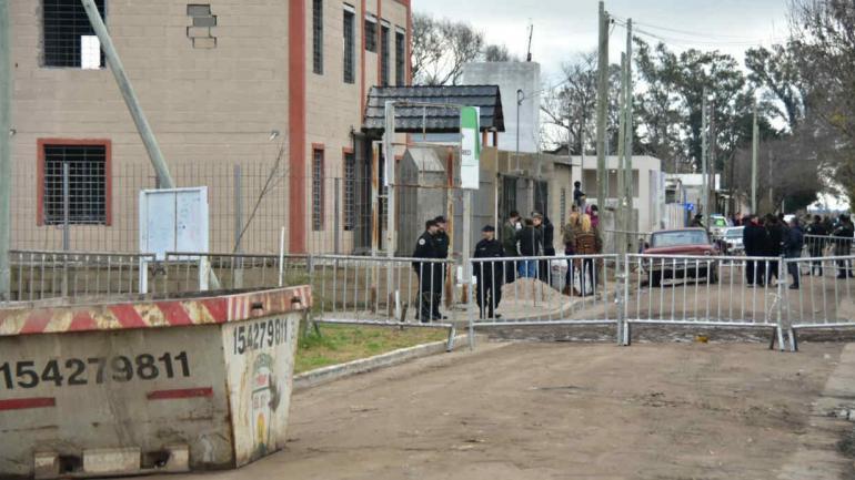 VILLA MARÍA. La seguridad en el ONG que visitó Macri (LaVoz).