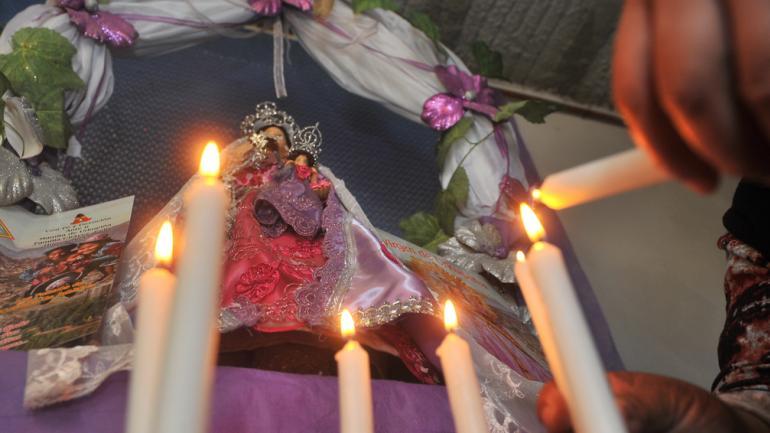 Virgen de Urkupiña (La Voz/Sergio Cejas).