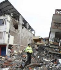 SISMO. El terremoto del 16 de abril y dejaron 663 muertos, miles de damnificados y multimillonarias pérdidas materiales.